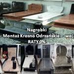 Nagrobki Krosno Odrzańskie, Zielona Góra