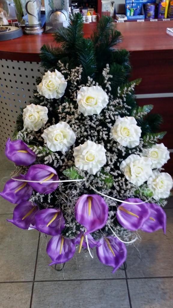 Wieniec Pogrzebowy 8