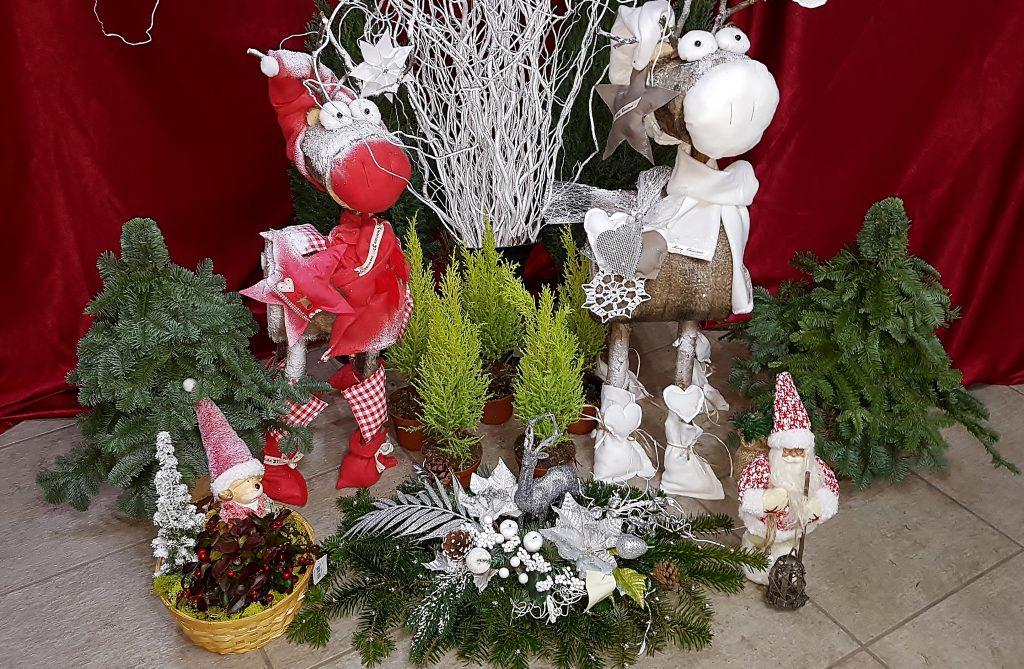 Dekoracje – Stroiki Bożonarodzeniowe