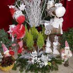 Dekoracje - Stroiki Bożonarodzeniowe