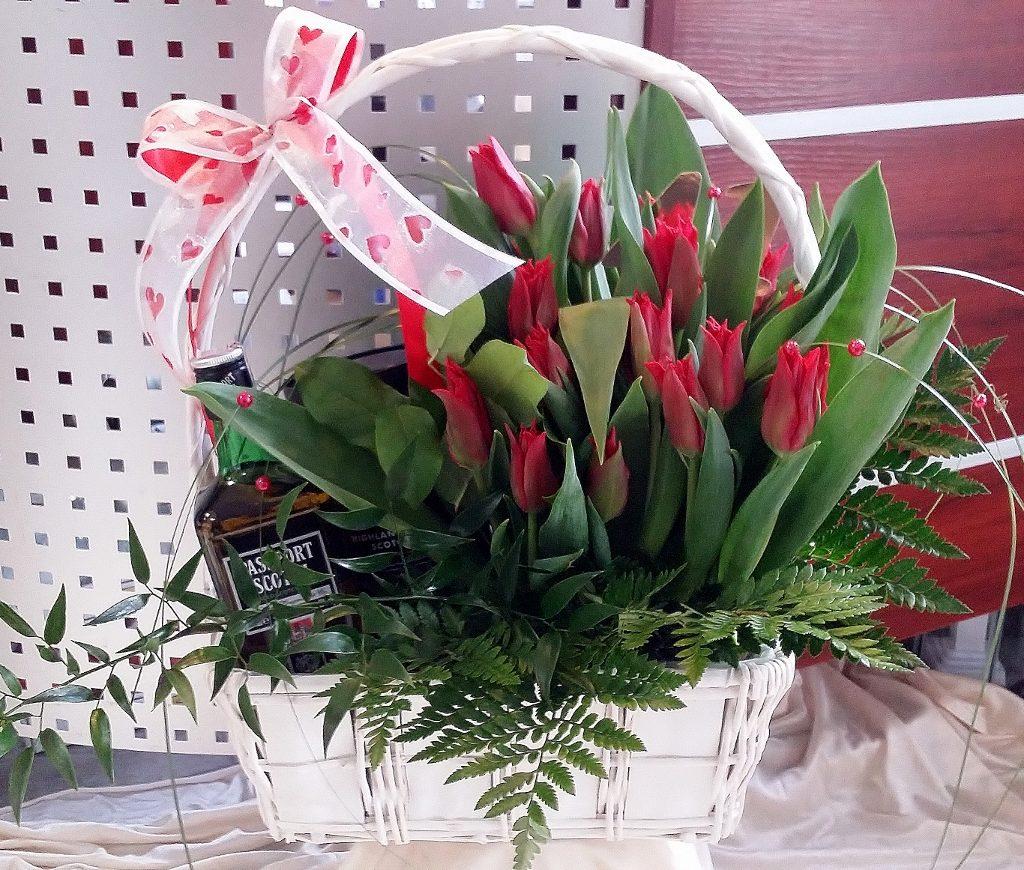 Kwiaciarnia internetowa, Wysyłka, Przesyłka, Dostawa kwiatów Krosno Odrzańskie.