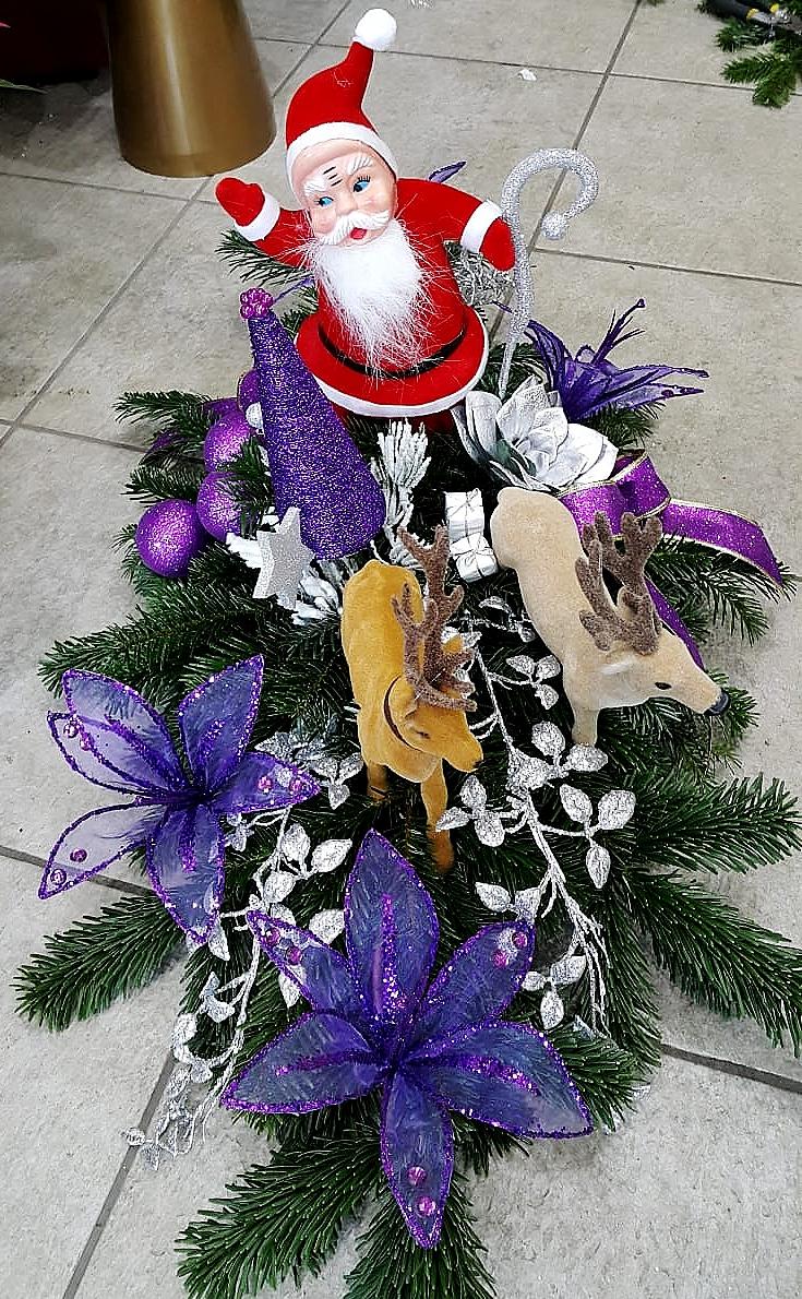 Stroiki świąteczne bożonarodzeniowe