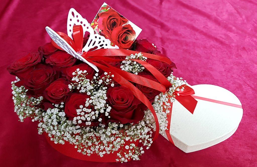 Flower box krosno Odrzańskie, Flower box Kwiaciarnia Krosno Odrzańskie, Kwiaty w pudełku Krosno Odrzańskie, Kwiaty w pudełku kwiaciarnia Krosno Odrzańskie,