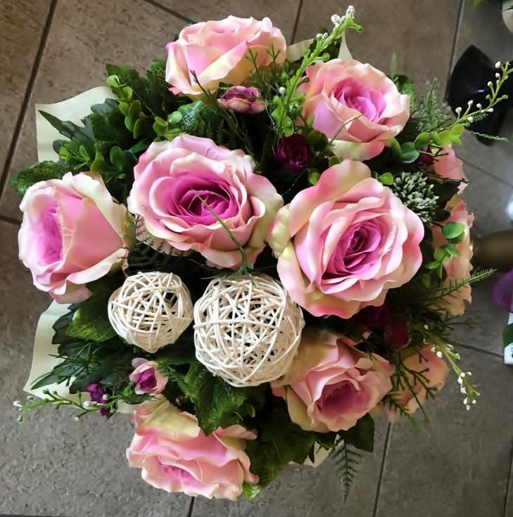 Kwiaciarnia Krosno Odrzańskie (przy cmentarzu, droga do Łochowic.) Jestem otwarta, czyli moja kwiaciarnia w czasach epidemii COVID-19